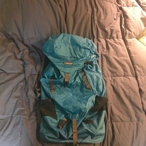Patagonia light weight travel pack